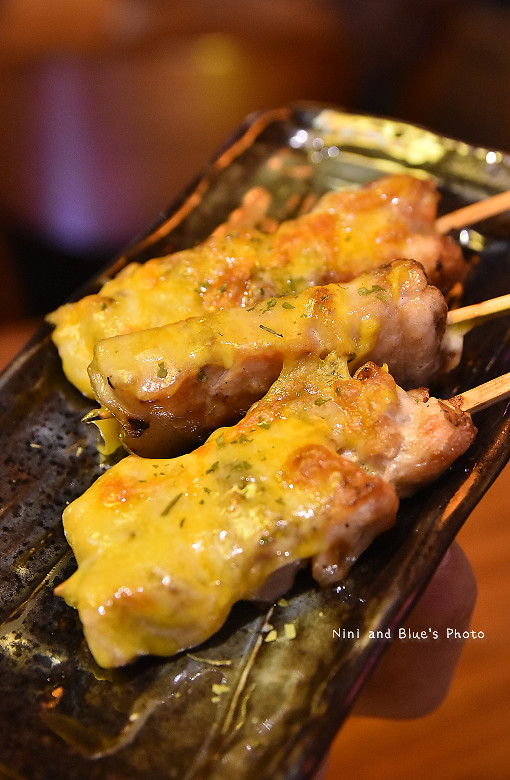 台中燒烤店小二居酒屋菜單26