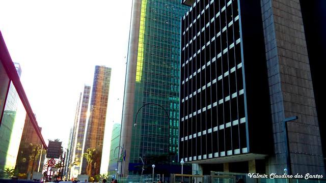 Glass towers - Torres de vidro