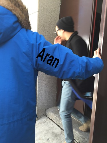 Big Bang - Harbin Airport - 22mar2015 - Seung Ri - Aran (李胜熊) - 01