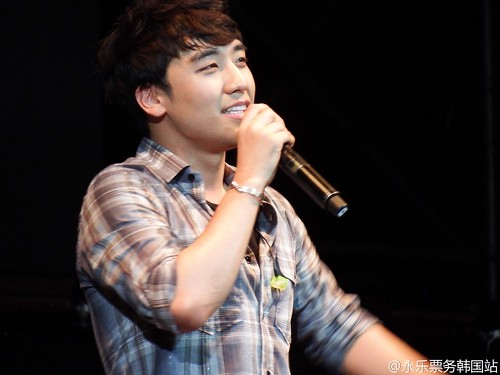 Seung Ri - V.I.P GATHERING in Harbin - 21mar2015 - 永乐票务韩国站 - 02
