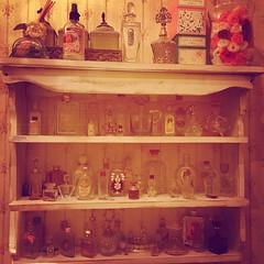 Random beautiful things at Sisters Thai! #perfume