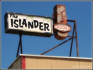 The Islander - Grimes, CA (gone)