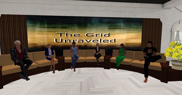The Grid, Unraveled Episode 1 - 2nd hour