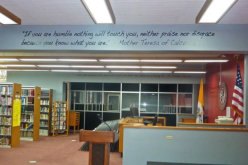 St. Matthias - St. Pius High School Research Library
