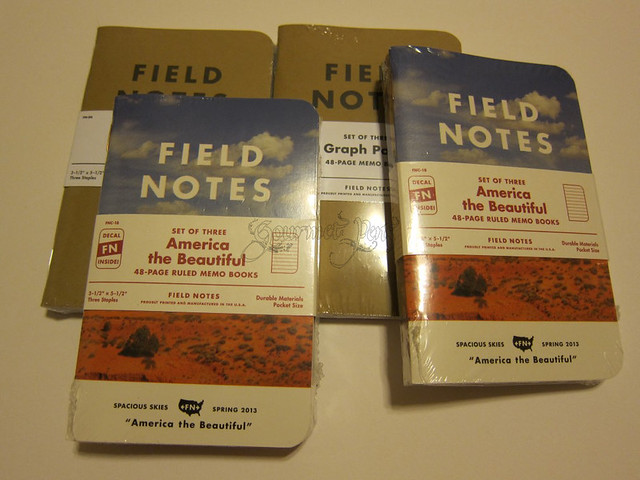 Field Notes - Beautiful America