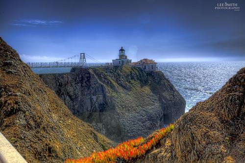 Point Bonita Lighthouse by smittysholdings