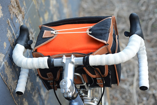 Modified Handlebar/ Camera Bag