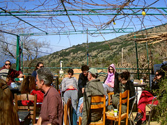 Karavostamo - Arethousa. 3rd part of the hike (6)