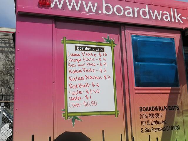 Boardwalk Food Truck
