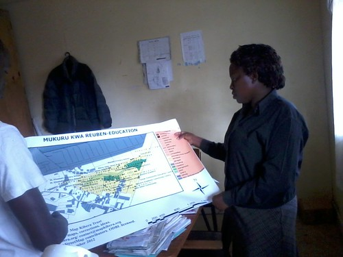 Map Mukuru Map Distribution