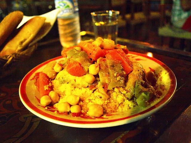 Couscous, Morocco