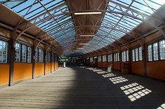 Wemyss Bay Train Station