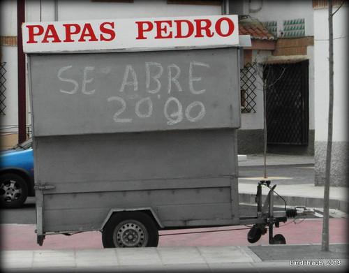 Papas Pedro