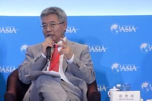 张维迎博鳌舌战群雄:反对国有主导型经济