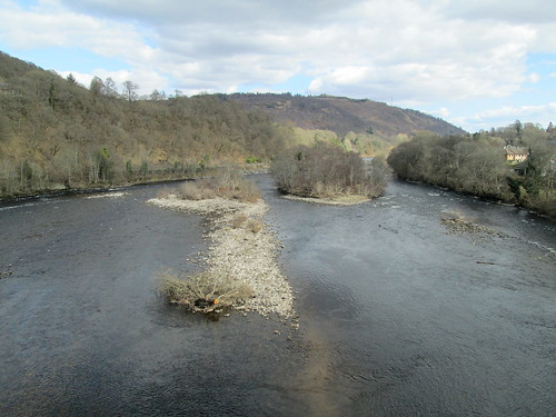 River Tay at Dunkeld