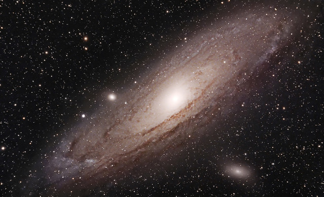 Another M31, with apologies :)