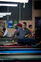 Pool Players, Jinotega Nicaragua