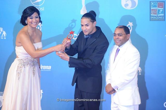 Alfombra Roja de Premios Soberano