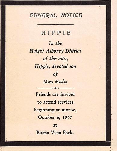 Death of hippie 2