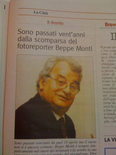 Beppe Monti by by Teramaners