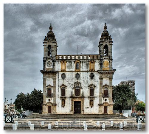 Igreja de Nossa Senhora do Carmo by VRfoto
