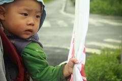 最年幼徒步成員:咕嚕咕嚕