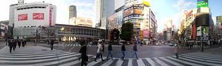 Shibuya 7:20 am