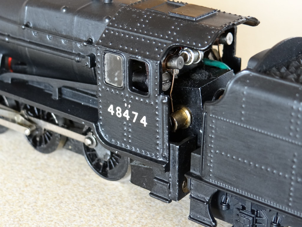 No 64 8Fs – Heavy goods engines - the old and the new