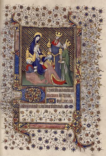 009-Heures de Mathefelon-1425- Les Bibliothèques Virtuelles Humanistes