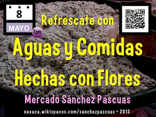 Mercado Sánchez Pascuas: Los Flores del Mayo