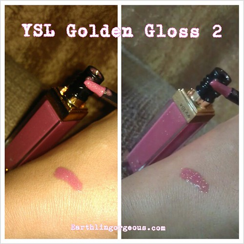 YSL Golden Gloss