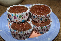 Thumbnail image for Chocolate Oat Bran Muffins
