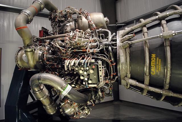 space shuttle engine - photo #27