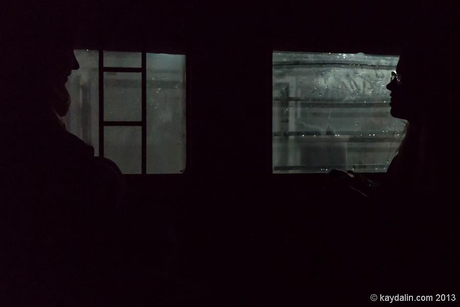 индия, утром в поезде