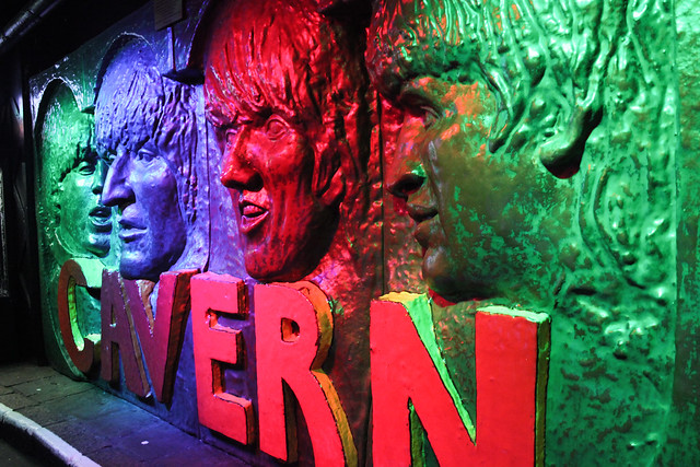 The Cavern Club de Liverpool