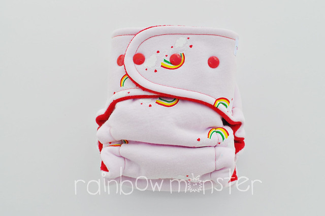 I ❤ Rainbows ★Mega OS★ Red CV