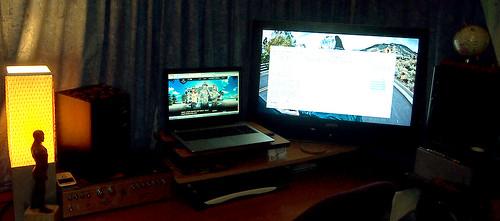 my-desk-18th-april-2013