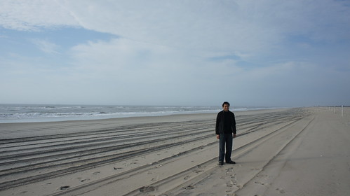 Me on Assateague Beach