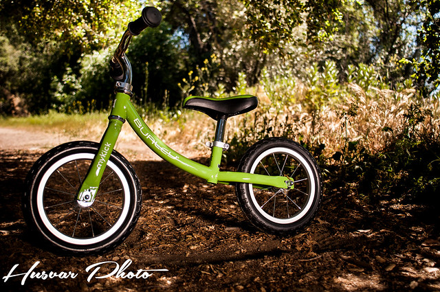 Burley MyKick balance Bike review