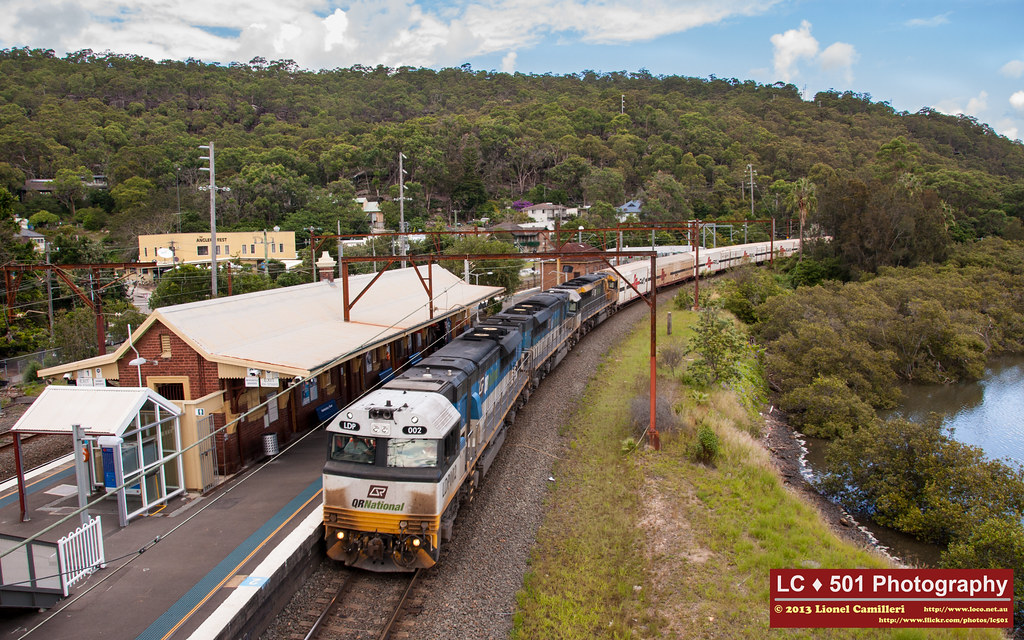 5MB7 at Hawkesbury River by LC501