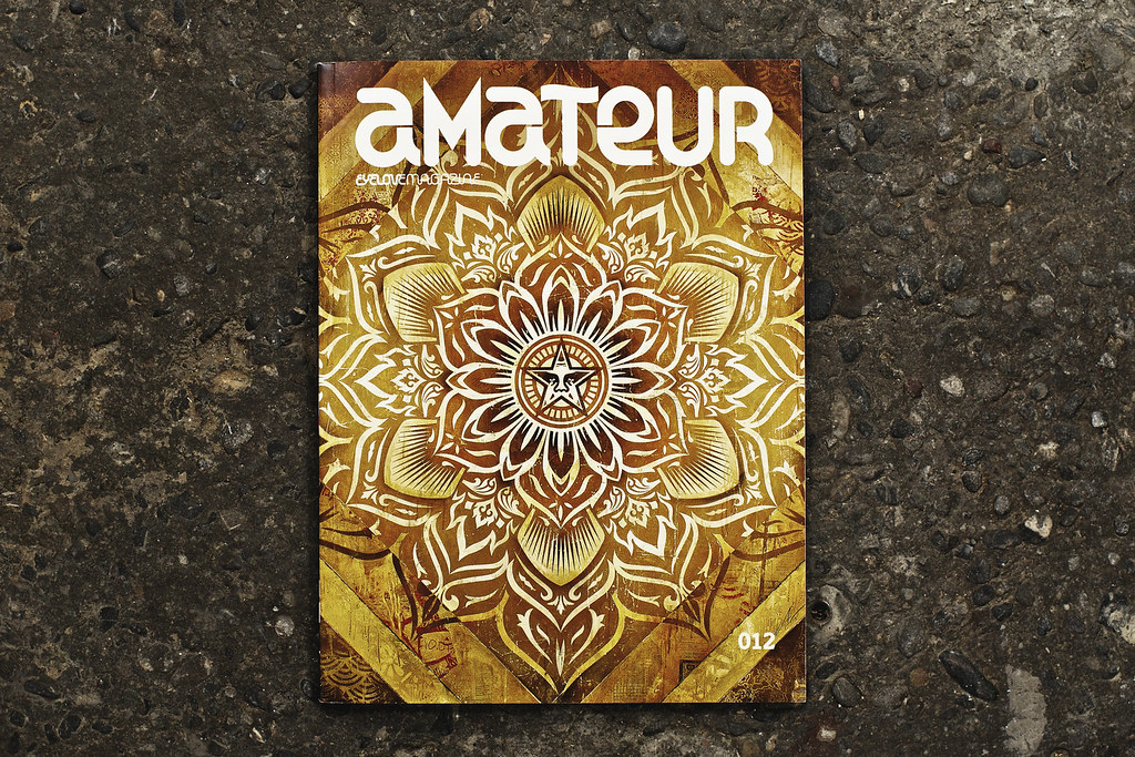 Amateur Magazine issue 012