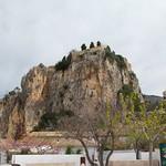 Old village, Guadalest