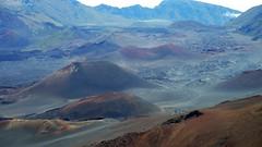 Crater of Haleakala