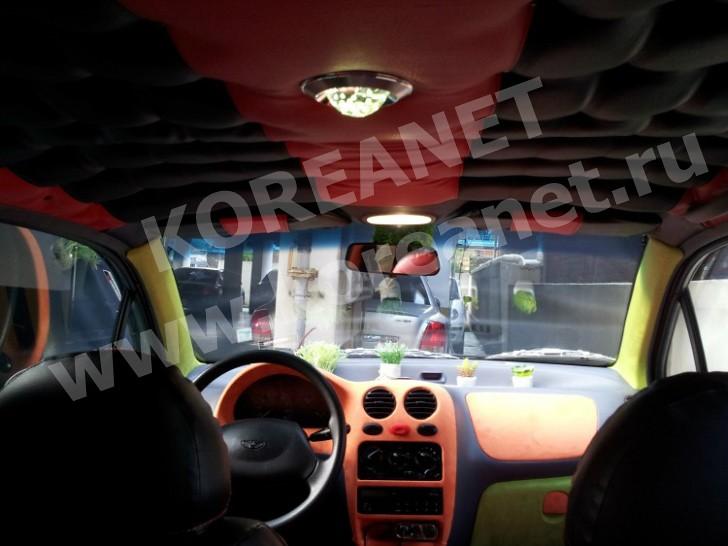 Автомобильная замша алькантара