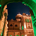 Islamia college peshawar framed by Shahid A Khan