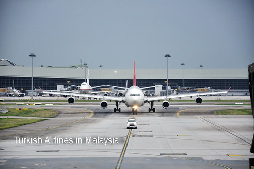 Turkish Airlines in Malaysia