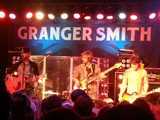 Granger Smith at Yokes