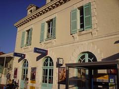 Gare de Mussidan-bâtiment