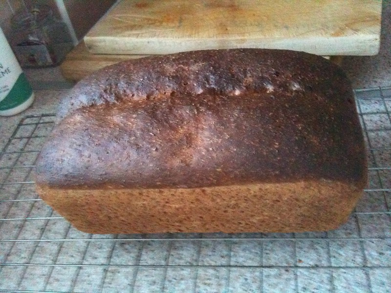 Brown loaf