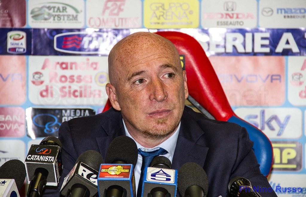 Chievo-Catania 2-0, le dichiarazioni di mister Maran$